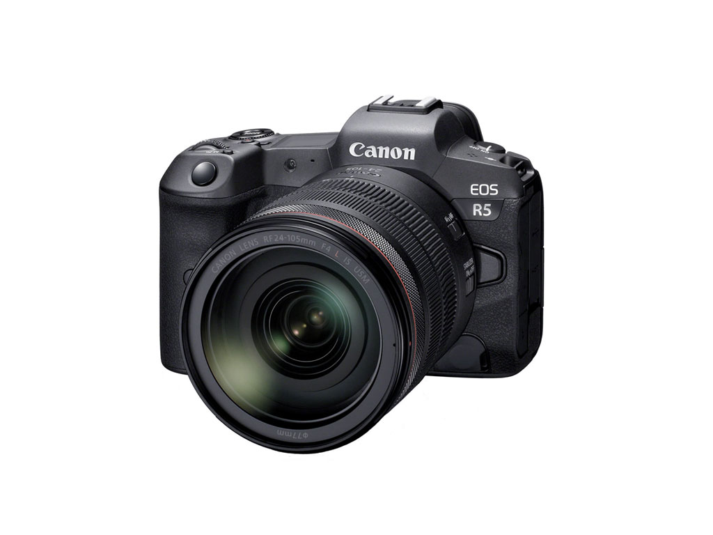 Canon EOS R5 Full-frame Mirrorless Camera
